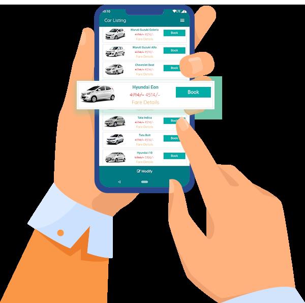 Odcar Mobile App