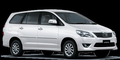 Toyota Innova Cab Rental Service