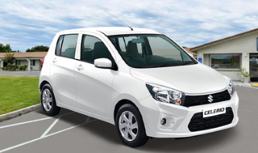 maruti suzuki celerio - car rent in bhubaneswar