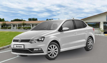 Volkswagen Ameo Car On Rent