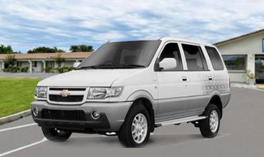 Chevrolet Tavera Car Hire