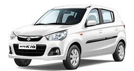 Maruti Suzuki Alto Car Rental