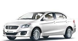 Maruti Suzuki Ciaz Car Rental
