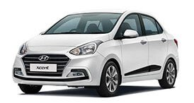 Hyundai Xcent Car Rental