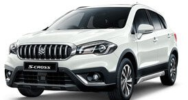 Maruti Suzuki S-Cross Car Rental