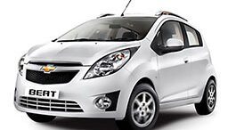 Chevrolet Beat Car Rental