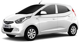 Hyundai Eon Car Rental