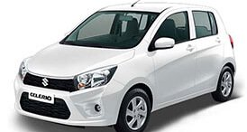 Maruti Suzuki Celerio Car Rental