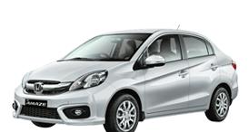 Honda Amaze Car Rental