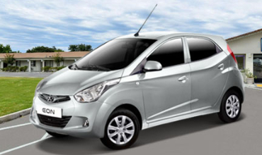 Hyundai Eon Car Hire