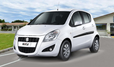 Maruti Suzuki Ritz Car rental