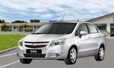 chevrolet sail Car rental