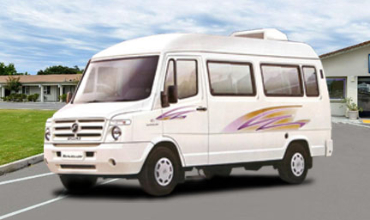 Force Traveller 23 seater traveller