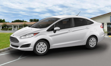 Ford Fiesta Car Hire